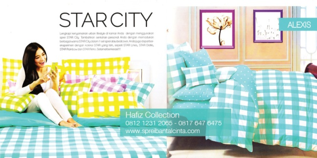 Bedcover-Star-City -Sprei-Star-City -Distributor Bedcover Murah di Bogor - Katalog-Sprei-Star-All-New-2014-Collection - 081212312065