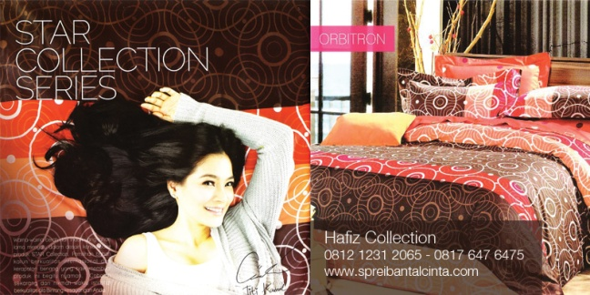 Grosir-Bedcover-Star-Collection-Series-Orbitron - All New Collection 2014 - 081212312065