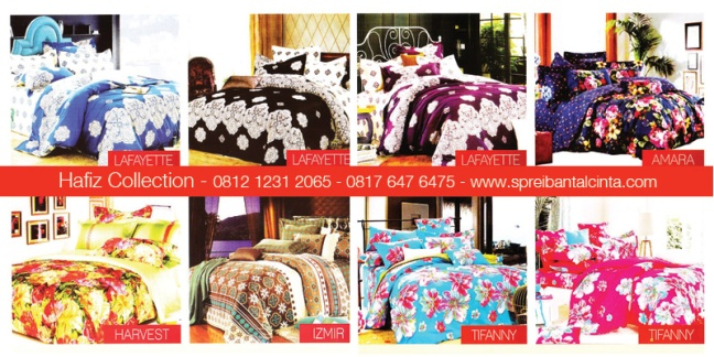 Toko-Sprei-Star-Katalog-All-New-Collection,-Lafayette,-Amara,-Harvest,-Izmir,-Tiffany - Toko - Sprei - Bogor